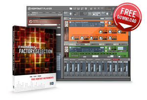 Kontakt Factory Selection: Native Instruments regala una pregevole libreria di suoni per Kontakt Player