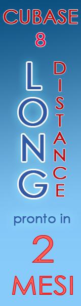 Banner verticale long distance