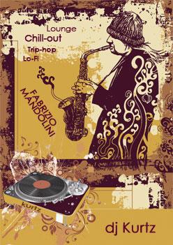 Kurtz vs Fabrizio Mandolini: dj set + sax