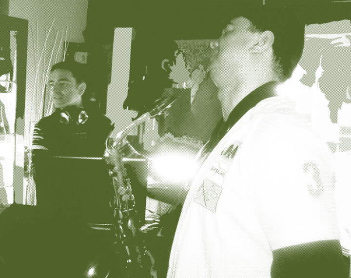 Kurtz vs Sabatino Matteucci: dj set + sax