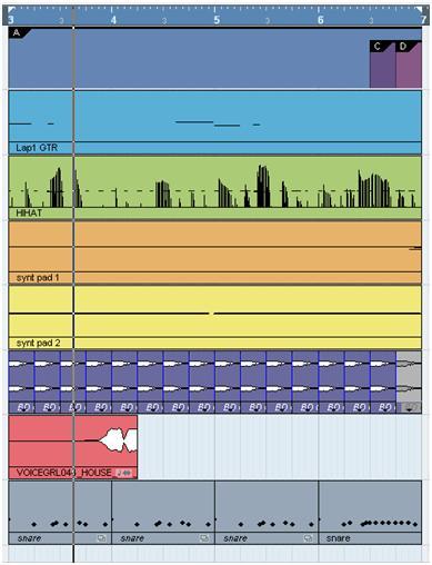 Cubase 5: esportazione delle tracce e mix down, procedure e operazioni preliminari
